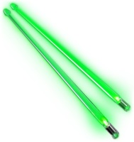 Grover Firestix Light-Up LED Drumsticks