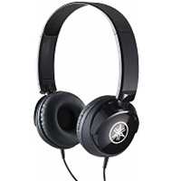 Yamaha HPH-50B Compact Closed-Back Headphones