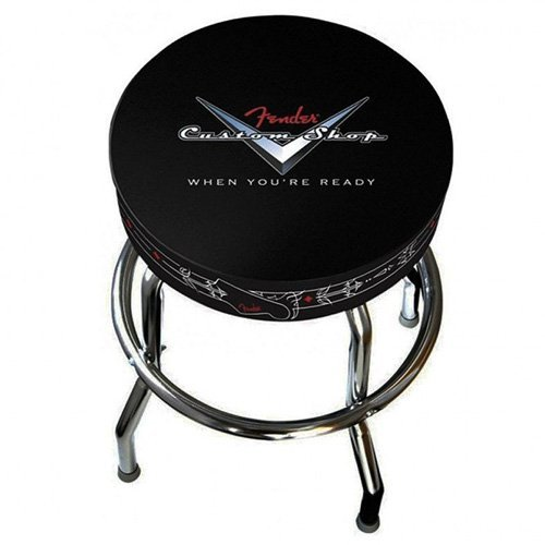 "Fender 30"" Custom Shop Pinstripe Barstool"