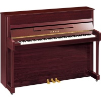 "Yamaha B2 45"" Upright Piano, Polished Mahogany"