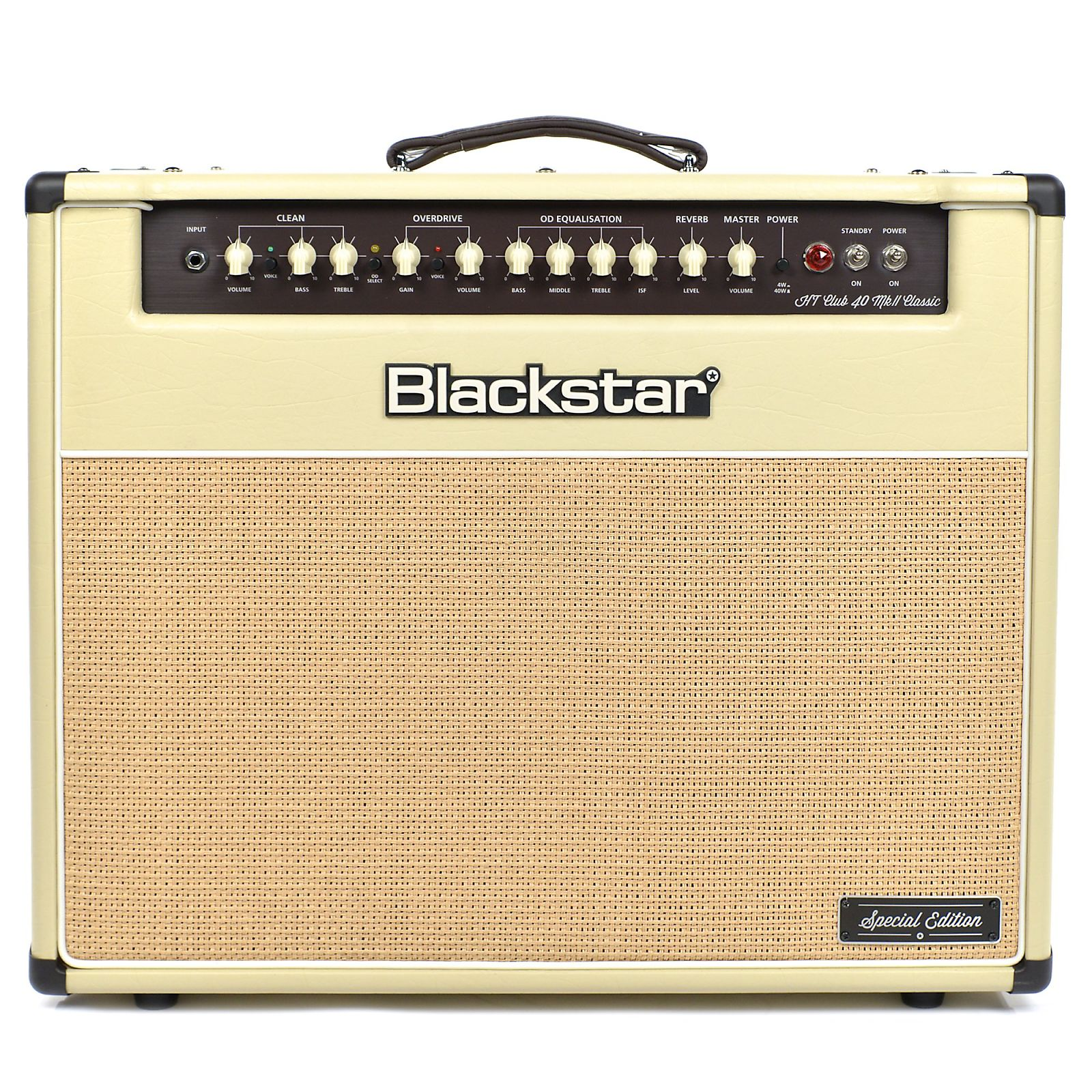 Blackstar Special Edition HT Club 40 MKII 1 x 12 Tube Combo Amp
