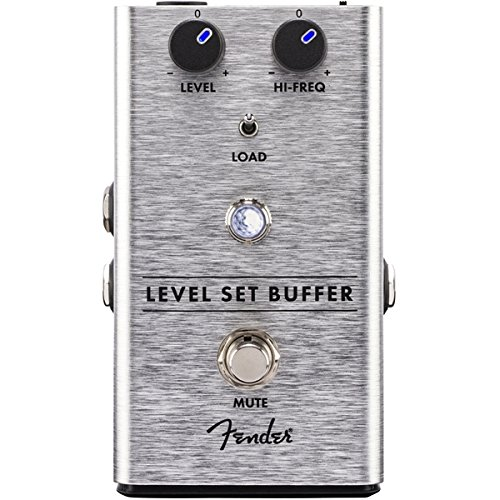 Fender Level Set Buffer Guitar Pedal